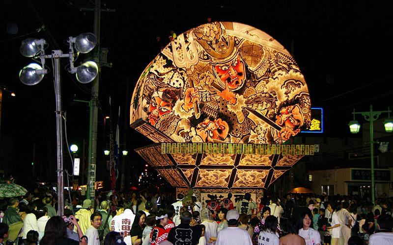 Hirakawa Neputa Festival