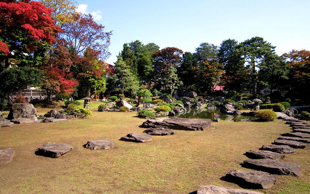 Kanerhiranarien Garden