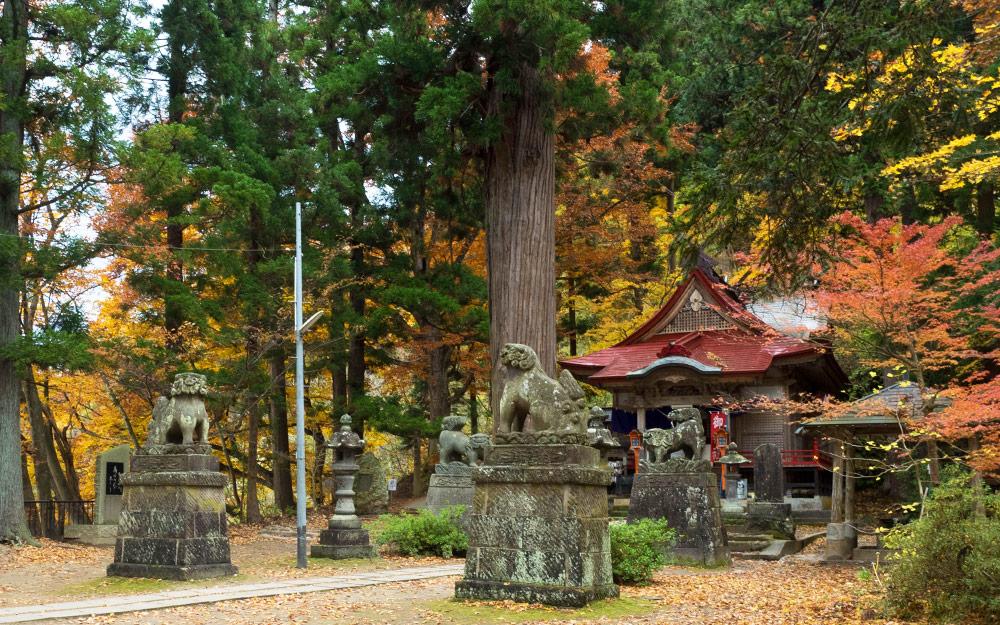 nakano shrine
