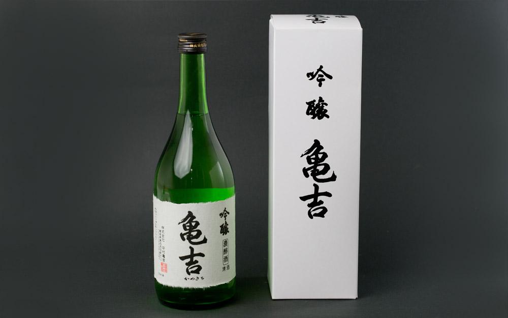 Kuroishi Sake kamekichi