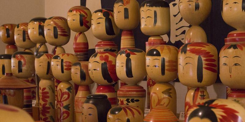 Tsugaru Kokeshi Doll Museum