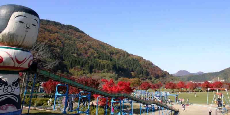 Michino Eki Nijinoko Park