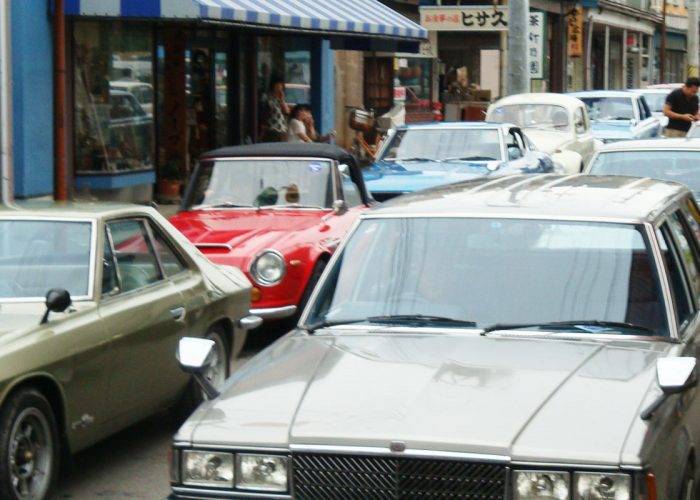 Classic Cars Club Aomori Meeting in Komise