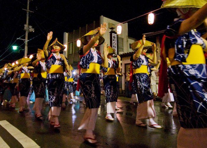Kuroishi Yosare Festival